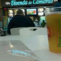 Photo taken at Vivenda do Camarão by Bruna S. on 11/9/2011