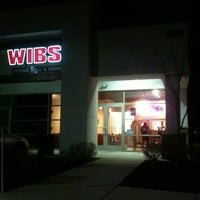 Photo taken at Wibs Wings Ribs & More by Christopher C. on 2/1/2012