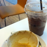 Photo taken at Mister Donut by Kotcherpuz on 3/13/2012
