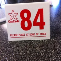 Photo taken at Carl's Jr. by Tina M. on 5/14/2012
