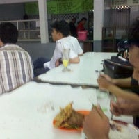 Photo taken at Kantin IT Telkom by Fairuz A. on 11/25/2011