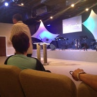 Photo taken at Wellspring Church by Henry C. on 7/8/2012