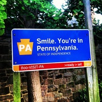 Photo taken at Pennsylvania Welcome Center by Alexander K. on 8/20/2012