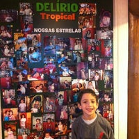 Photo taken at Delírio Tropical by Flavia G. on 4/23/2012