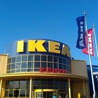 Photo taken at IKEA Elizabeth by Corinne F. on 7/22/2012