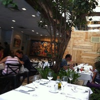 Photo taken at Restaurante Trindade by Tina L. on 1/14/2012