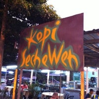 Photo taken at Kopi Secawan by Muhamad Khalil Kushairi on 10/16/2011