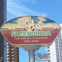 Photo taken at Fazendinha by Maria J. on 4/14/2012