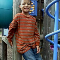Photo taken at Forbes & Braddock Playground by Erica D. on 9/24/2011