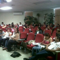 Photo taken at Sala De Seminarios Curso ENARM 2011 by Manuel G. on 8/25/2011