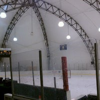 "Photo taken at Dominic ""Mimi"" DiPietro Family Skating Center by James C. on 12/12/2011"