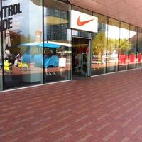 Photo taken at NIKE STORE by Hülya Y. on 9/7/2012