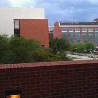 Photo taken at Arizona Health Sciences Library by Tessie O. on 9/12/2011
