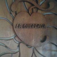 Photo taken at La Querencia by Rolando R. on 1/27/2012
