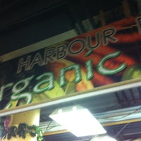 Photo taken at Harbourfront Organic Foods by Frank S. on 3/10/2012