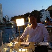 Foto tomada en Hotel Hospes Maricel & Spa por Richard C. el 7/4/2012