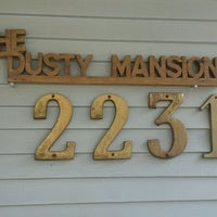 Photo taken at The Dusty Mansion by La Fer @. on 5/9/2011