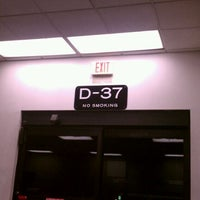 Photo taken at BWI Gate D37 by David P. on 10/8/2011