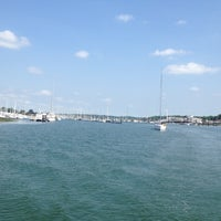 Photo taken at Hamble Point Marina by Paul D. on 5/29/2012
