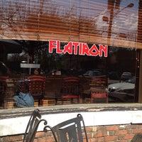 Photo taken at Flatiron by Christopher F. on 3/16/2012