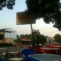 Photo taken at Bar do Juba - Sombra da Mangueira by Kátia M. on 8/23/2012