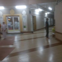 Photo taken at Zeyneb Jumma Mosque by Ayad Z. on 3/31/2012