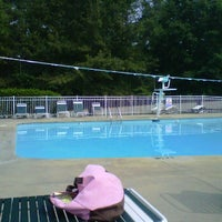 Photo taken at Hedingham Pool (Willow Oak) by David C. on 6/21/2011