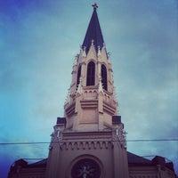 Снимок сделан в Лютеранская церковь Святого Михаила пользователем Павел М. 8/17/2012