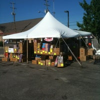 Photo taken at Big fireworks Tent by Paul S. on 6/23/2012