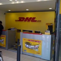 Photo taken at DHL Express by Mauro G. on 1/27/2012