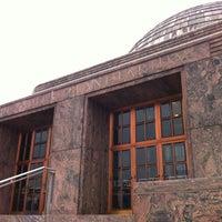Photo taken at Adler Planetarium by Ghotbee L. on 12/20/2011