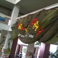 Photo taken at Ek Burapa School by Sherrypink on 1/21/2011
