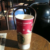 Photo taken at Starbucks by Bob T. on 12/6/2011