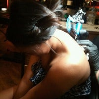 Photo taken at Club Tattoo by Tina G. on 9/27/2011