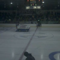 Photo taken at Fife Ice Arena by James C. on 1/31/2012