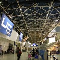 Photo taken at Terminal 1 by Mari B. on 8/26/2012