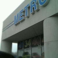 Photo taken at Metro Ford by Vic S. on 12/2/2011