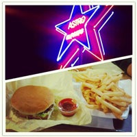 Photo taken at Astro Burgers by CLB E. on 6/4/2012