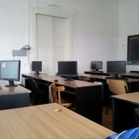 "Photo taken at Universitatea ""Petru Maior"" by Dan D. on 2/24/2012"