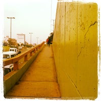 Photo taken at Puente Benavides by Pedro M. V. on 6/7/2012