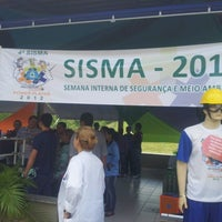 Photo taken at SISMA - PALLADIUM ENERGY by Aline S. on 8/8/2012