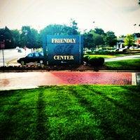 Photo taken at Friendly Shopping Center by Greensboro, NC (@greensboro_nc) on 6/14/2012