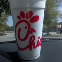Photo taken at Chick-fil-A Kingston Overlook by Sarah W. on 8/29/2012