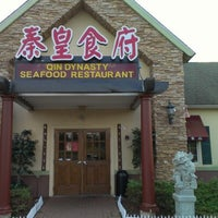 Photo taken at Qin Dynasty Seafood Restuarant by Shawn T. on 8/6/2012