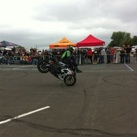 Photo taken at Fay Myers Motorcycle World by KIrby B. on 5/19/2012
