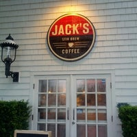 Photo taken at Jack's Stir Brew Coffee by Fred W. on 8/11/2012