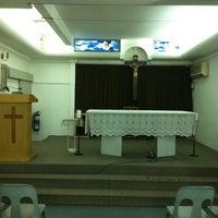 Photo taken at Chapel of Kristus Aman by Gifford C. on 7/22/2011