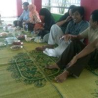 Photo taken at kolam renang Tirta Bhirawa Kopassus by Udah J. on 2/27/2012