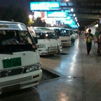 Photo taken at TriNoMa Transport Terminal by Raldy Henry A. on 1/8/2012