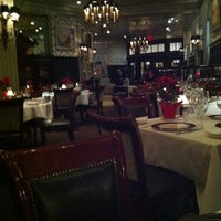 Photo taken at Delmonico's by James A. on 12/24/2011